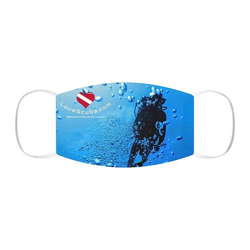 LoveScuba - Diver - Snug-Fit Polyester Face Mask