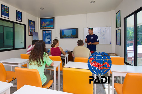 PADI DISCOVER SCUBA DIVING -Thailand, Simple Life Divers
