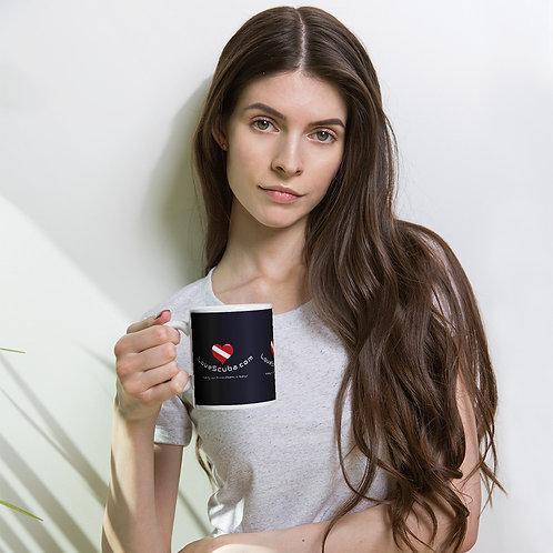 LoveScuba Ceramic Mug