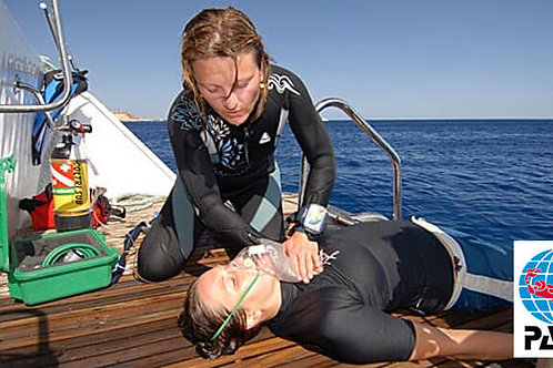 PADI OXYGEN PROVIDER COURSE - Thailand, Simple Life Divers