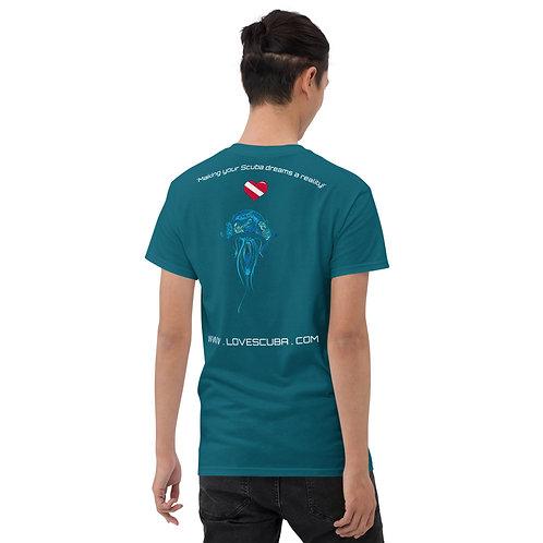 LoveScuba Jellyfish Edition Unisex Short Sleeve T-Shirt