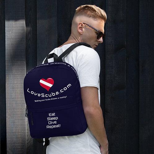 LoveScuba Backpack