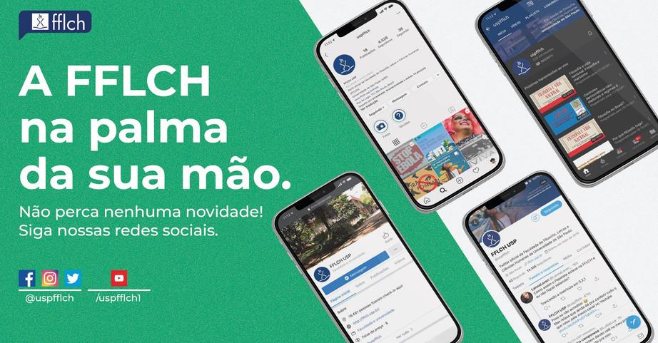 A presença da FFLCH aumentou em todas as plataformas
