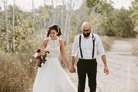 Toronto Wards Island Elopement Wedding-7