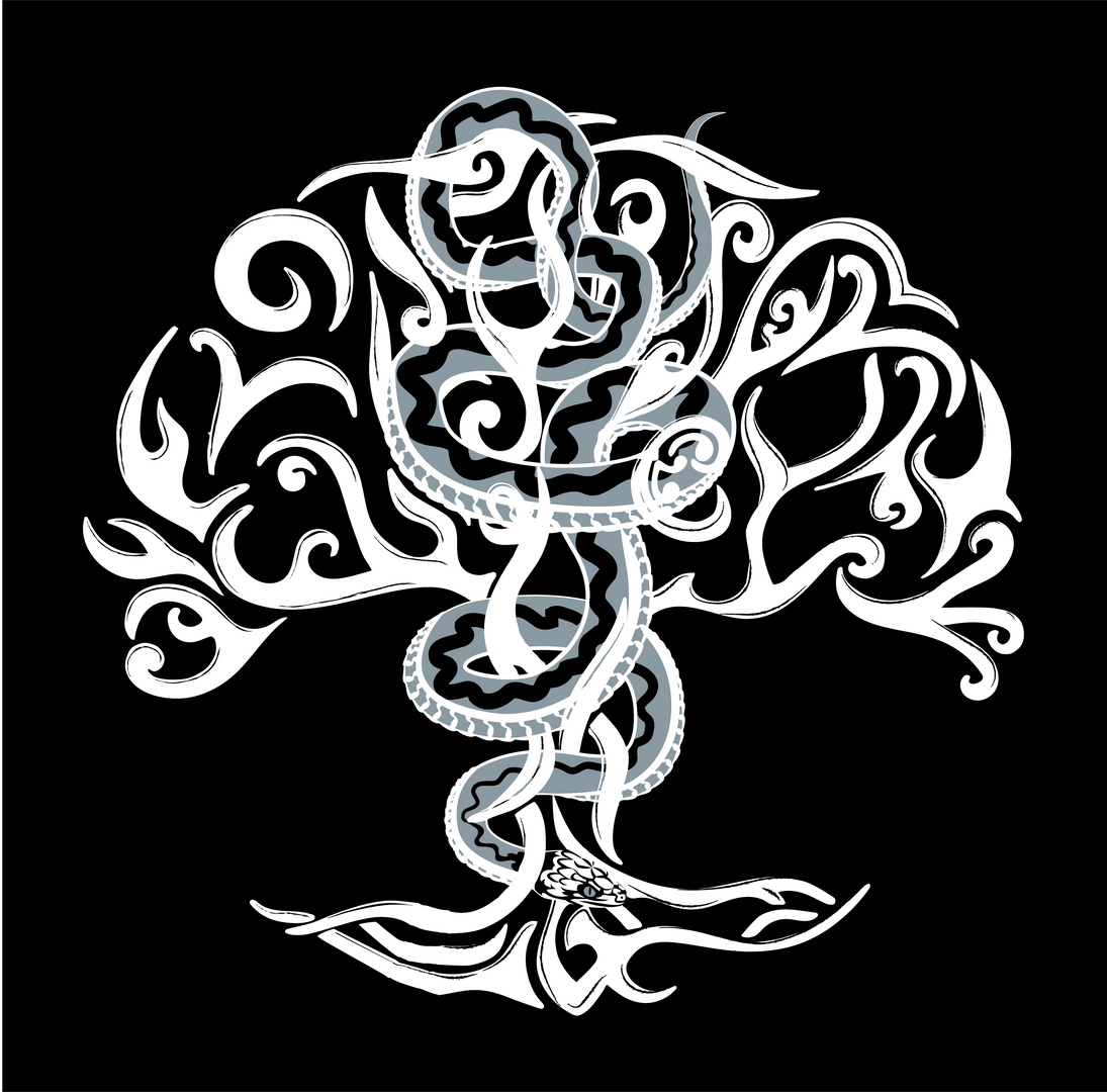 Logo and snake print silver update-02.pn