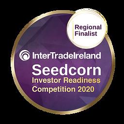 Regional Finalist - Transparant backgrou