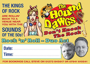 The Hound Dawgs Generic Poster (Steve &