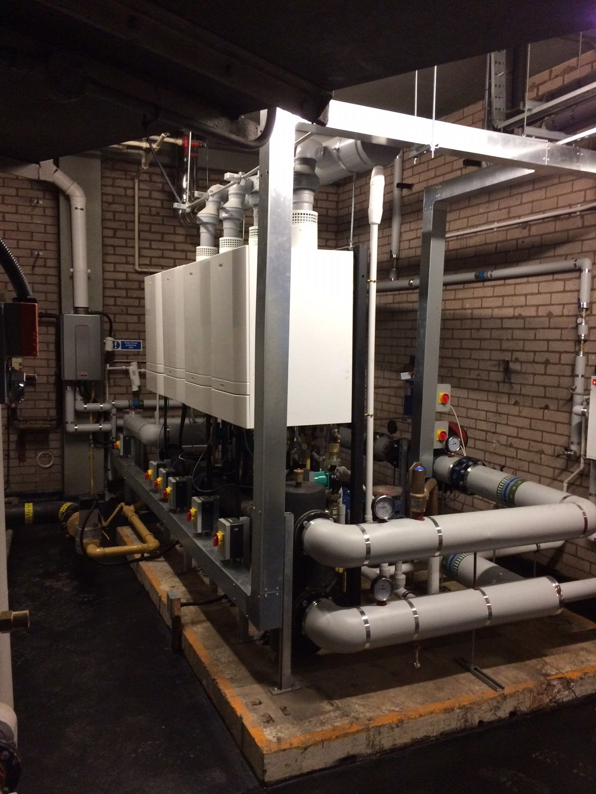 commercial heating maintenance