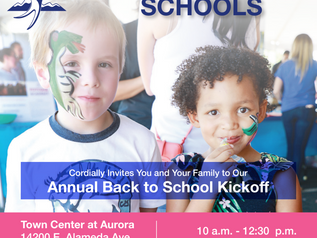 APS Back To School Kickoff | Aug. 7 10-12:30pm