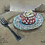 Thumbnail: 'Cupcake' - Still life oil painting on unbleached canvas