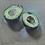 Thumbnail: 'Avocado' - Still life oil painting on linen