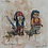 Thumbnail: 'Lego Pirates - Still life oil painting on prepared board