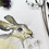 Thumbnail: Daisy Hare #08 - charcoal and Ink wash drawing on paper - A5 148mm x 210mm