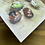 Thumbnail: 'Conkers' - Still life oil painting of conkers on prepared board