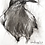 Thumbnail: Raven charcoal drawing on paper  #01  - A5 148mm x 210mm