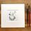 Thumbnail: 'Park Run' - mini painting of three white ducks