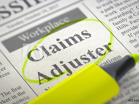 Should I talk to the insurance adjuster?