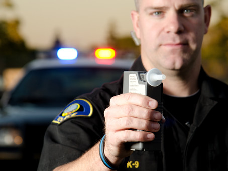 Field Sobriety Tests: I passed, right?