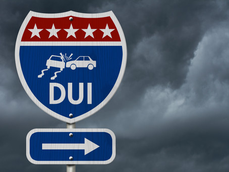 Driving Under the Influence (DUI) and Non-Adjudication