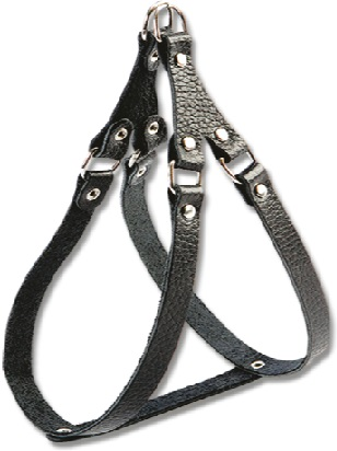 4000 Leather harness