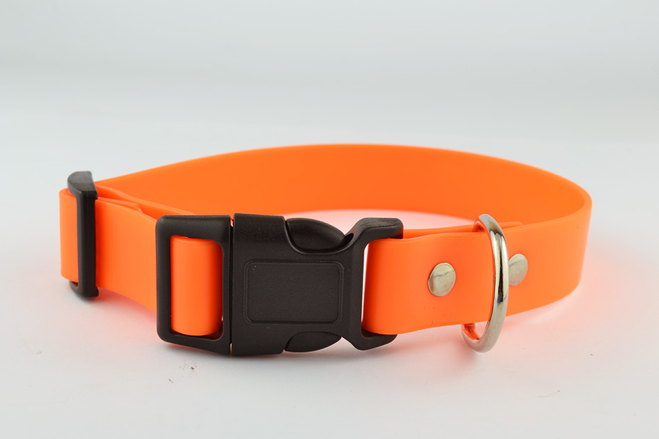 0414 Poly-coated nylon collar