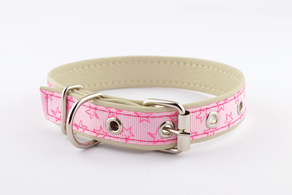 0002 Eco-leather collar