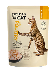 9220 PrimaCat Classic poultry in jelly 8