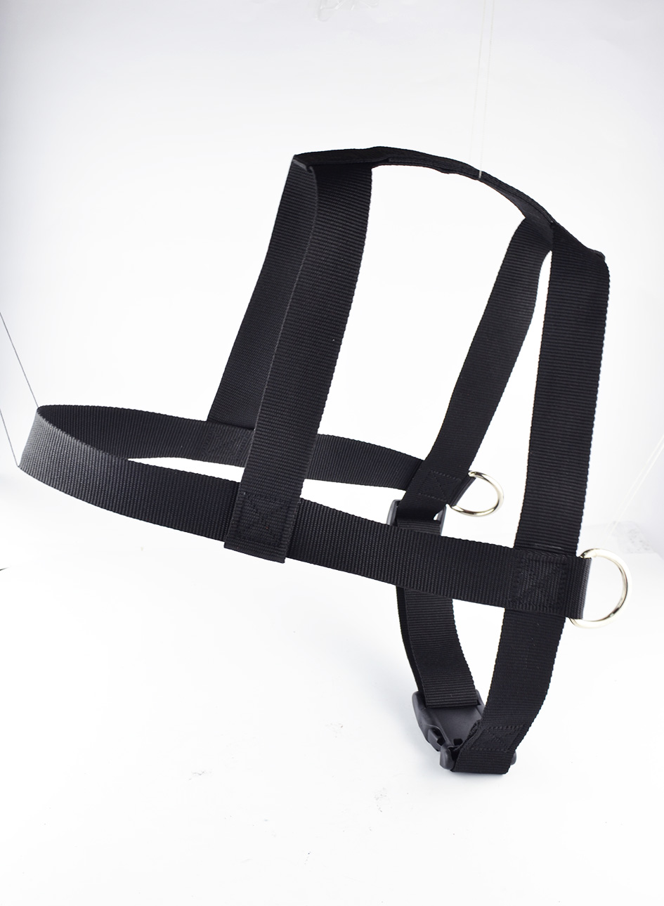 4180 Nylon harness for servise dogs
