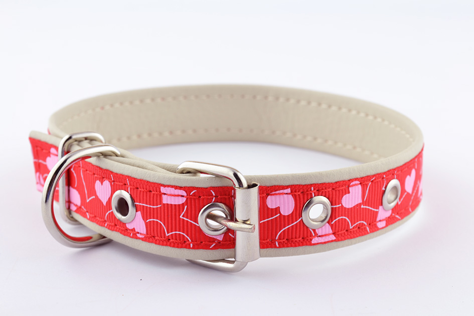 0001 Eco-leather collar
