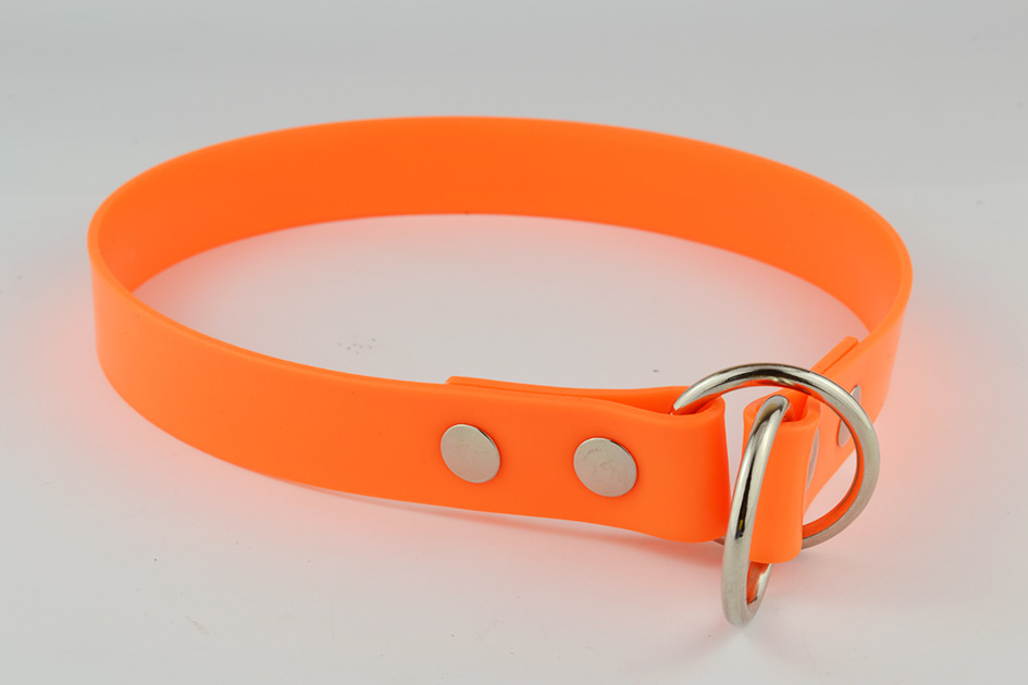 0417 Poly-coated nylon collar