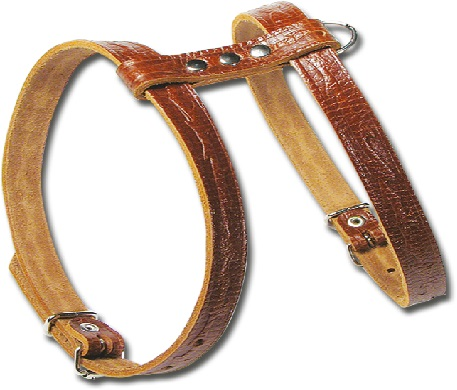 4620 Leather harness