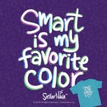 Smart is my Favorite Color