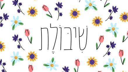 פונט כתב יד עברית ואנגלית - שיבולת