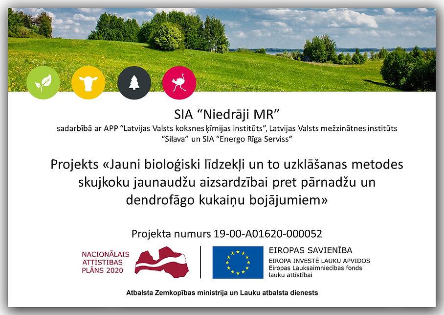 Niedrāji MR projekts sadarbībā ar APP