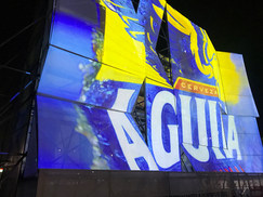 MAPPING CERVEZA AGUILA