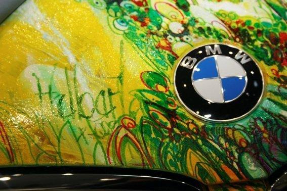 ART CAR  BMW