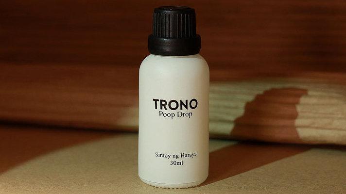 Trono Poop Drop
