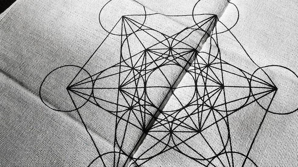 Metatron's Grid Mat