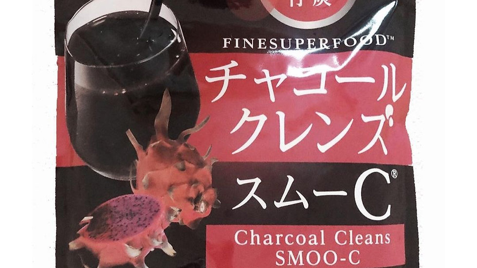 Fine Superfood Charcoal Cleanse SMOO-C