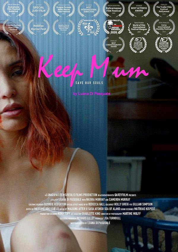 KEEP_MUM_by Luana _Di_Pasquale_Poster_Se