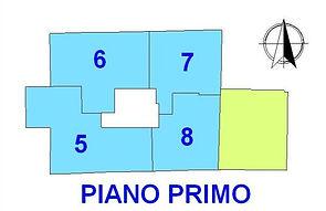 VILLA FEDERICA PLANIMETRIA piano primo_e
