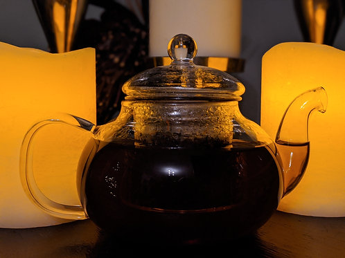 Glass Teapot & Infuser - 400ml