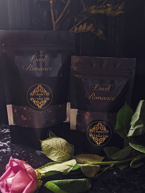 Dark Romance - Rose Congou Tea