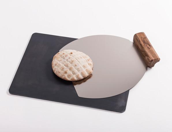 jeklena plošče za pečenje