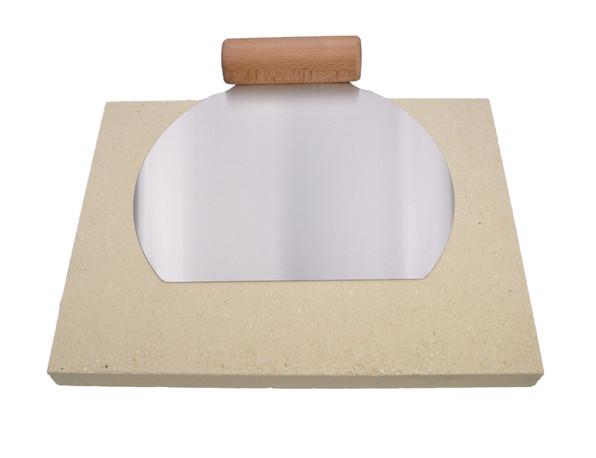 šamotna pšlošča za peko v pečici 30.40