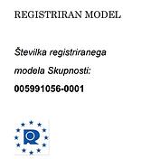 Zaščita modela - eu