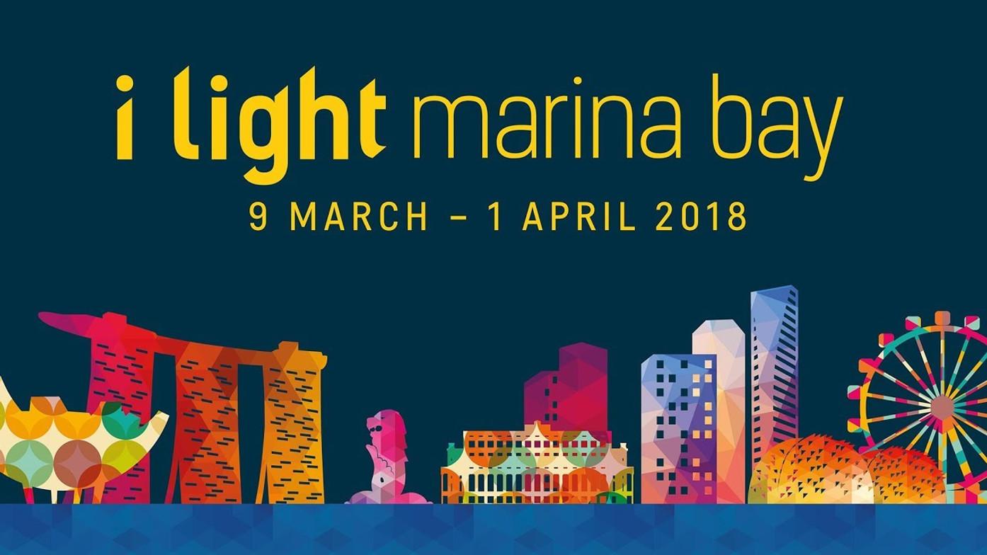 iLight Marina Bay 2018