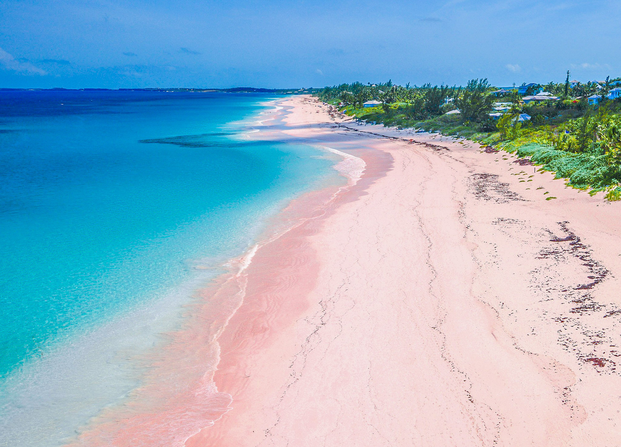 Bahamas Pink Beach