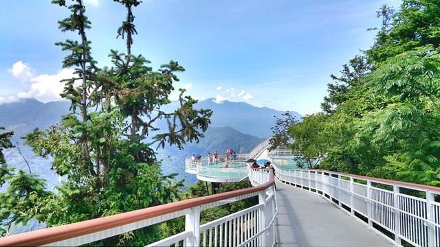 高空观景步道
