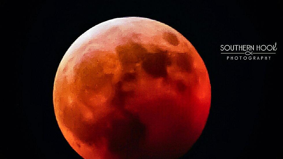 "Eclipse ""Blood Moon"""